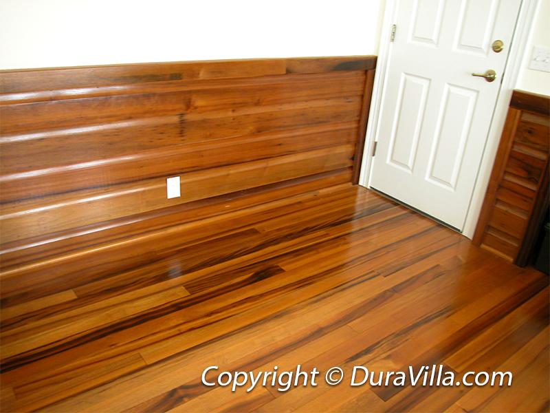 Cost Of 600sq Ft Green Heart Or Mahogany Wood Trinituner Com